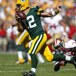 Green Bay Packers at San Francisco 49ers