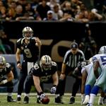 Dallas Cowboys at New Orleans Saints