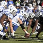 Sunday Night – Indianapolis Colts at Seattle Seahawks