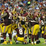 Monday Night – Washington Redskins at Kansas City Chiefs
